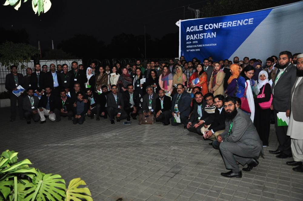 2015 - Agile Conference Pakistan - ACP2015