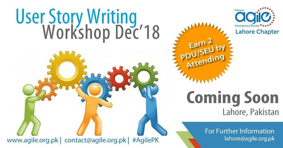LHR:2019-01-12:Session - Agile Interactive Workshop: User Story Writing