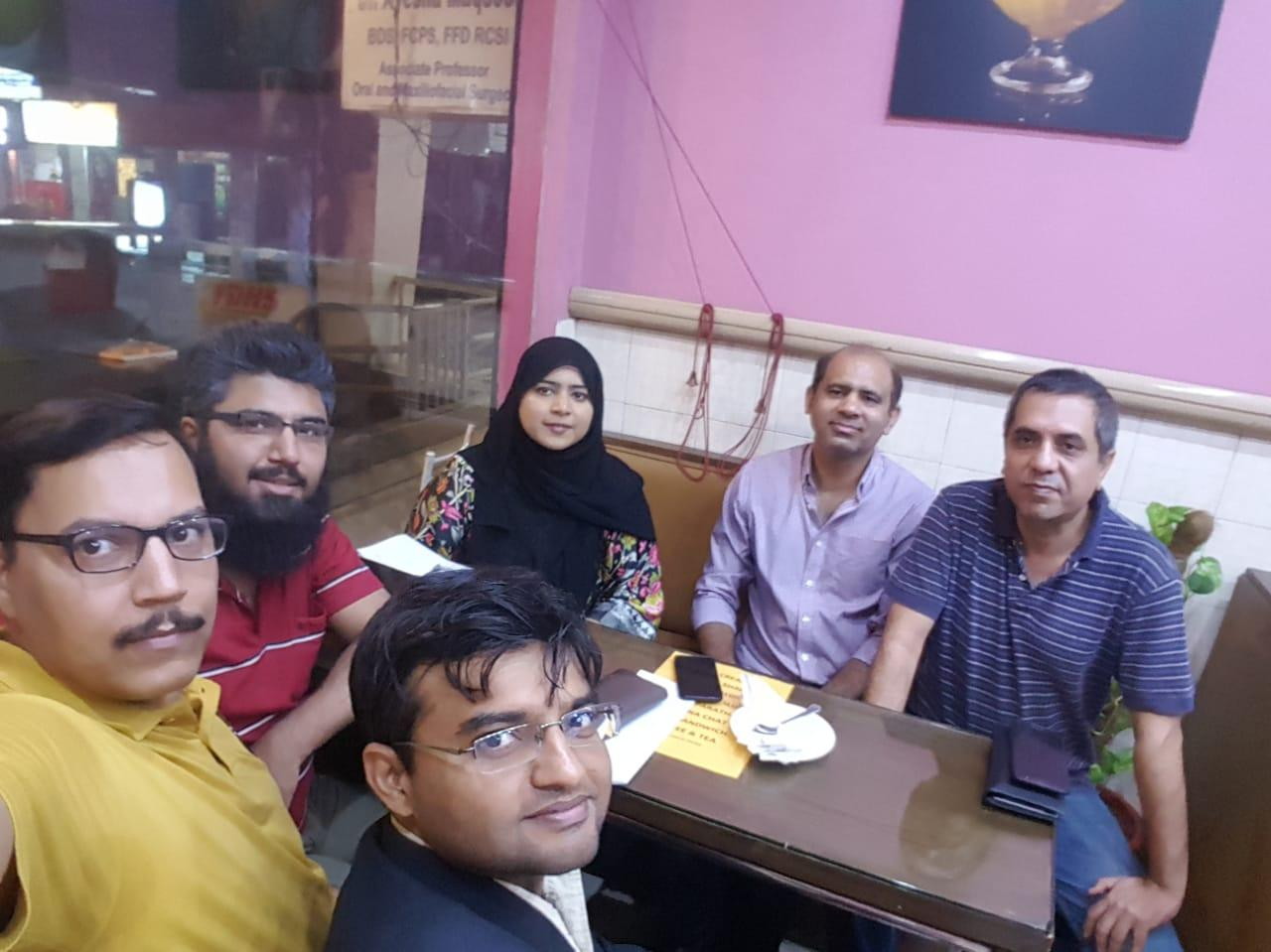 2018 - ISB : 6th Meet up