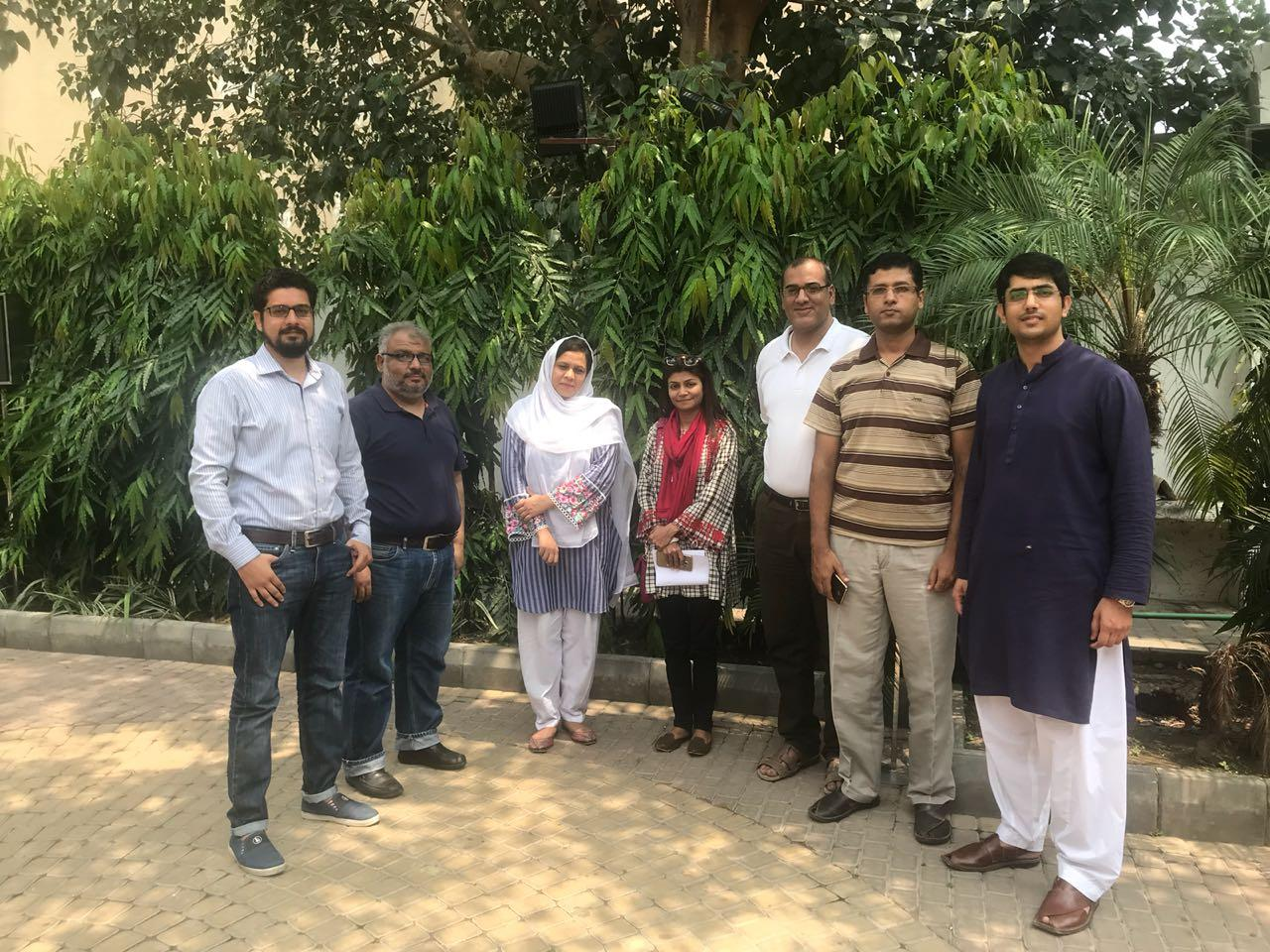 2018 - LHR : 7th Meet up