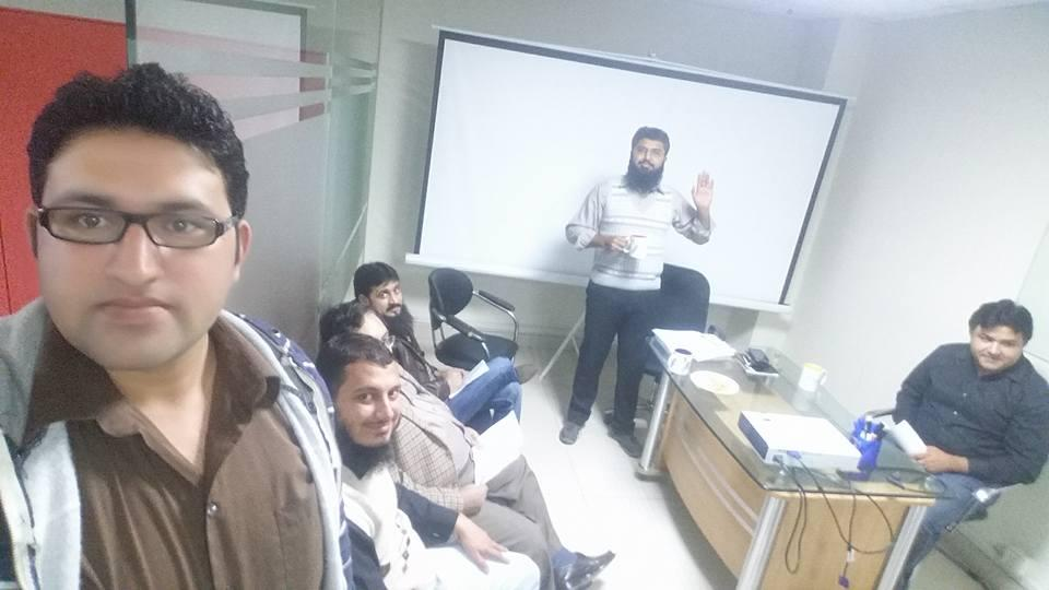 2015 - Meetup before Agile Conference Pakistan ACP2015
