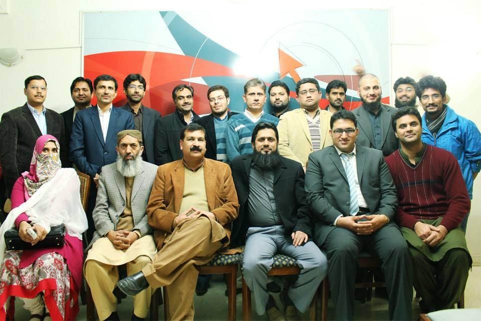 Agile Meet Up Pakistan 2015