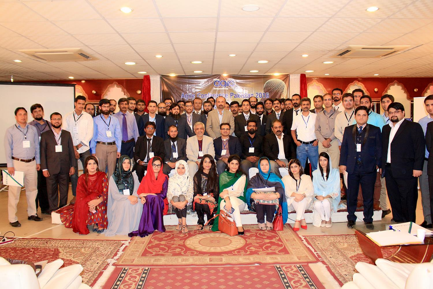 ACP2016 - 3rd Agile Conference Pakistan
